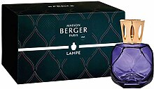 Lampe Berger Resonance Violette Duftlampe, Glas,