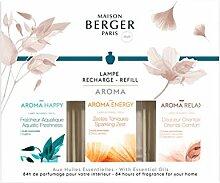 LAMPE BERGER Triopack Aroma