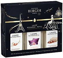LAMPE BERGER TRIOPACK - festlich 3 x 180ml