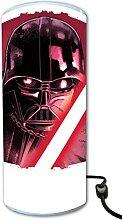 Lampe Cilindro Star Wars - darth vader