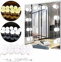 Lampe für Spiegel, LED-Spiegel, LED-Licht, Vanity