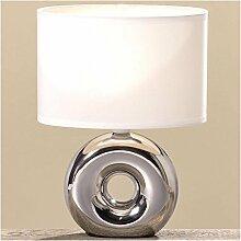 Lampe H26cm Material: Materialmix
