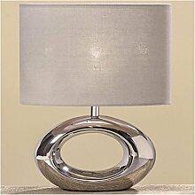 Lampe H33cm Material: Materialmix