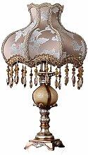 Lampe - Hauptdekorations-Tischlampen, Harz-Retro-