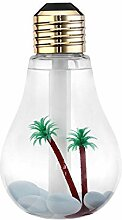 Lampe Luftbefeuchter, Mini-Luftbefeuchter,