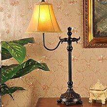 Lampe Schmiedeeiserne Lampe Vintage Led Lampe Creative Lampe Meter Gelbe Lampenschirm Geschwungenen Gehäuse Lampe Zutreffend: Hotel Café Schlafzimmer Untersuchung