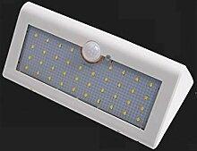 Lampe Solar-Wandleuchte, Außenleuchte für den