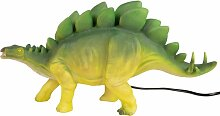 Lampe Stegosaurus, grün