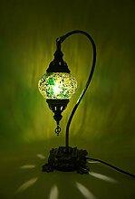 Lampengeist Mosaiklampe, orientalische Lampe aus