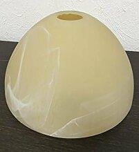 Lampenglas 11885 Ersatzschirm Schirm Glas E 14