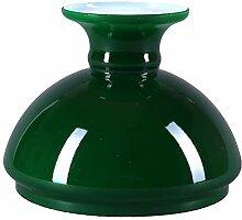 Lampenglas Grün Petroleumlampe Ersatzglas Ø