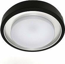 Lampenlux LED Aussenleuchte Diaz Sensor Schwarz