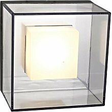 Lampenlux LED Außenwandleuchte Agor Warmweiß