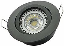 Lampenlux LED Einbaustrahler Samila rund