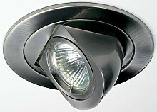 Lampenlux LED-Einbaustrahler Spot Raissa rund
