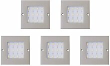 Lampenlux LED Unterbauleuchte Midge Küchenlampe