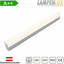 Lampenlux LED Wandlampe Cole Unterbauleuchte 3000K