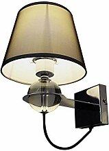 Lampenlux LED Wandlampe Onara 3W mit beweglicher