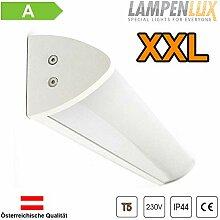 Lampenlux Wandlampe Ida Aluminium 120cm
