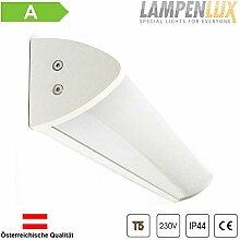 Lampenlux Wandlampe Ida Aluminium 90cm