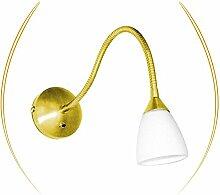Lampenlux Wandlampe Wandleuchte Togo Leselampe