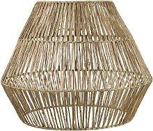 Lampenschirm für Hängelampe aus Pflanzenfaser D40