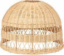 Lampenschirm für Hängelampe aus Rattan D36