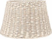 Lampenschirm für Korbhängelampe aus Rattan