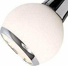 Lampenschirm Loris E14 , Glas , Ersatzglas ,