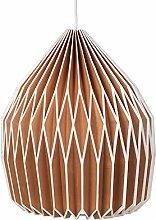 Lampenschirm Papierlampe Design No 11, doe - Broste Copenhagen