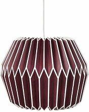 Lampenschirm Papierlampe Design No 14, port - Broste Copenhagen