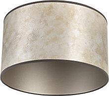 Lampenschirm Silber 35/35/20