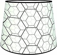Lampenschirme 7111306822920konisch Karo