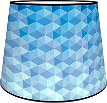 Lampenschirme 7111308018260konisch bedruckt Tom