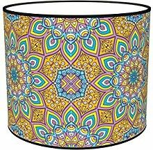 Lampenschirme 7111309346737konisch bedruckt Teva