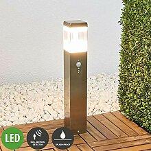 Lampenwelt LED Außenleuchte 'Baily' mit