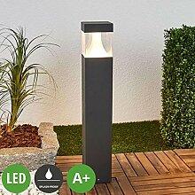 Lampenwelt LED Außenleuchte 'Egon'