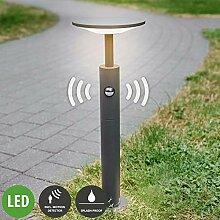 Lampenwelt LED Außenleuchte 'Fenia' mit