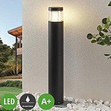 Lampenwelt LED Außenleuchte 'Jaxon'