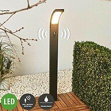Lampenwelt LED Außenleuchte 'Juvia' mit
