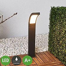 Lampenwelt LED Außenleuchte 'Juvia'