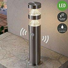 Lampenwelt LED Außenleuchte 'Lanea' mit