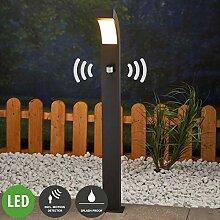 Lampenwelt LED Außenleuchte 'Lennik' mit