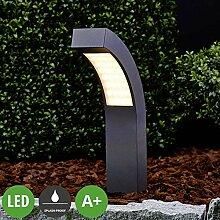 Lampenwelt LED Außenleuchte 'Lennik'