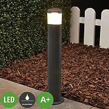 Lampenwelt LED Außenleuchte 'Milou'