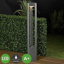 Lampenwelt LED Außenleuchte 'Nanna'
