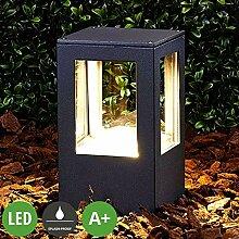 Lampenwelt LED Außenleuchte 'Nicola'