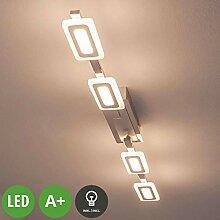 Lampenwelt LED Deckenleuchte 'Belena'