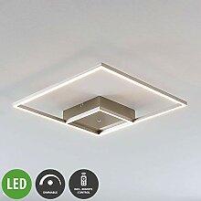 Lampenwelt LED Deckenleuchte 'Bobi'