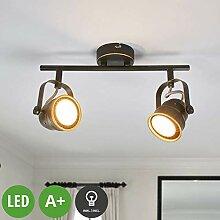 Lampenwelt LED Deckenleuchte 'Leonor'